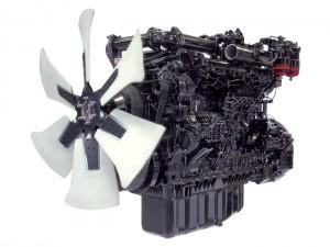 Động cơ Isuzu 6WG1 tiêu chuẩn khí thải Euro 5