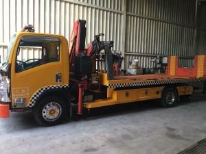 Xe cứu hộ isuzu nâng tải Vm N129 Vĩnh Phát
