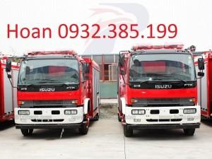 Xe cứu hỏa Isuzu Vĩnh Phát FT160