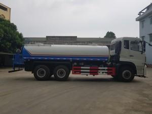 Xe phun tưới nước rủa đường 13 khối Dongfeng nhập khẩu nguyên chiếc