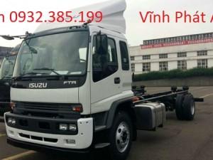 Xe tải Isuzu Vĩnh Phát FT160S FT160M FT160L ra mắt năm 2018
