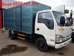 Xe tải thùng kín isuzu nâng tải 3,5 tấn Vĩnh Phát QHR650