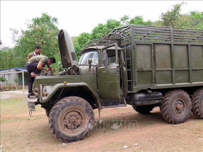 Khó khăn trong xử lý xe hết niên hạn tại Sơn La