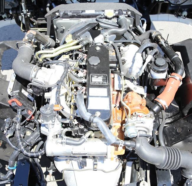 Tìm hiểu về động cơ Isuzu 4KH1-TCG40