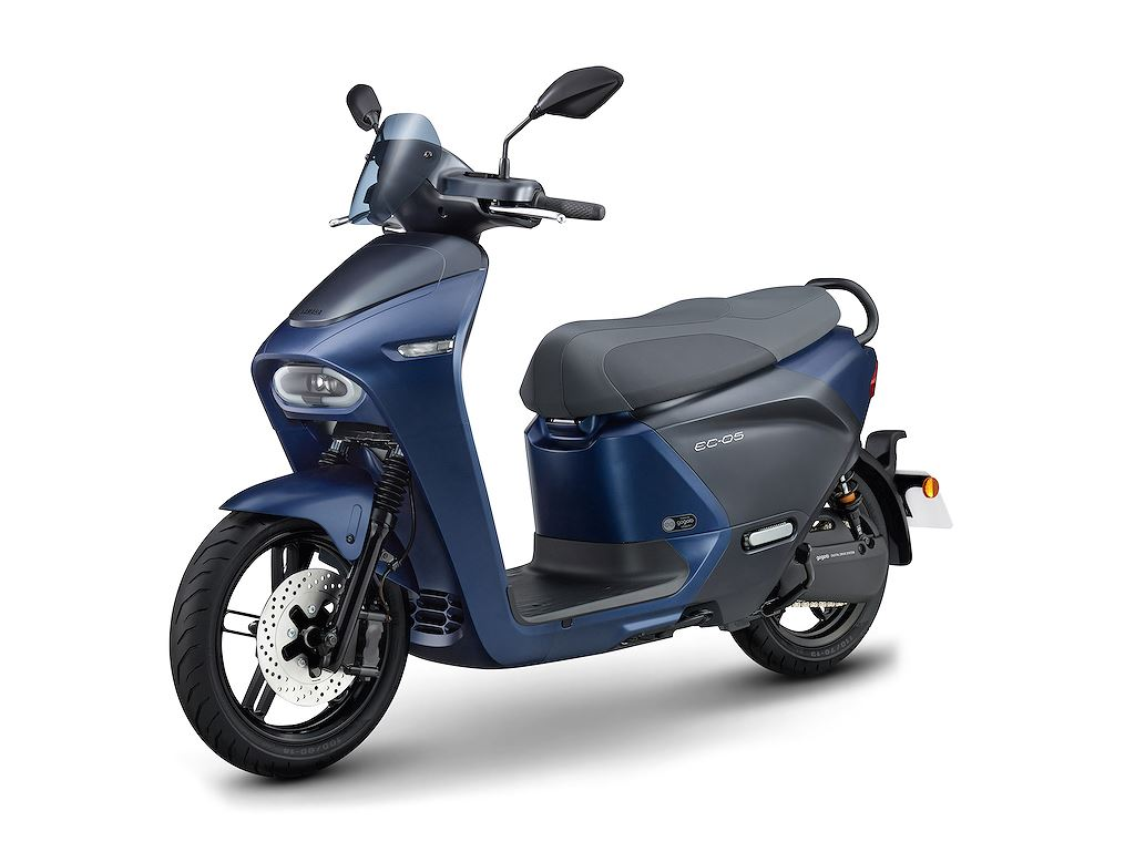 Xe máy điện Yamaha EC-05 kiểu dáng đẹp giá 75 triệu, bán ra từ Tháng 8/2019